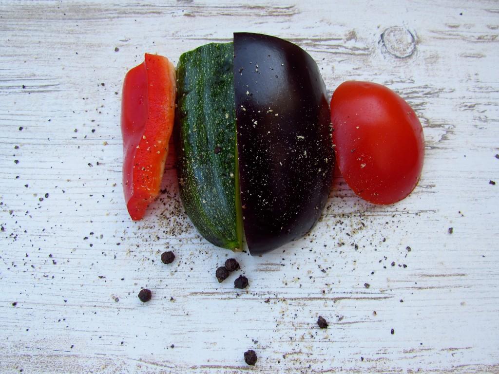 Ratatouille Gemüse