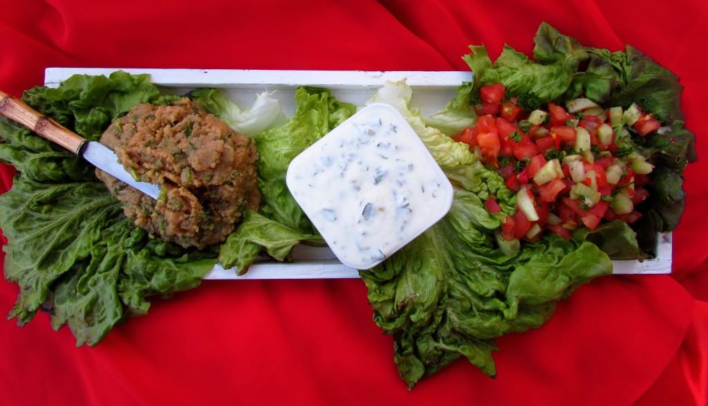 Dips Falafel