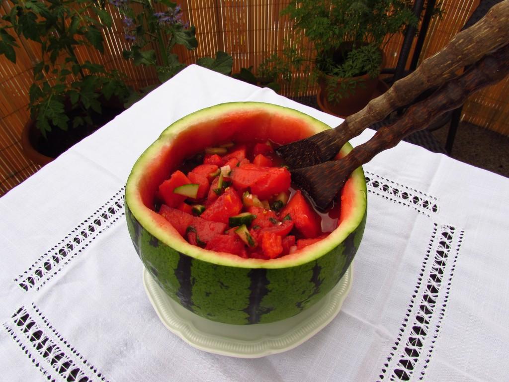 Wassermelonengazpacho