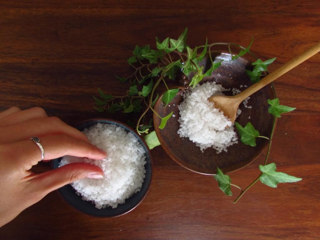 Über Salz - Unterschiede, Kleinigkeiten und welches denn nun das richtige ist