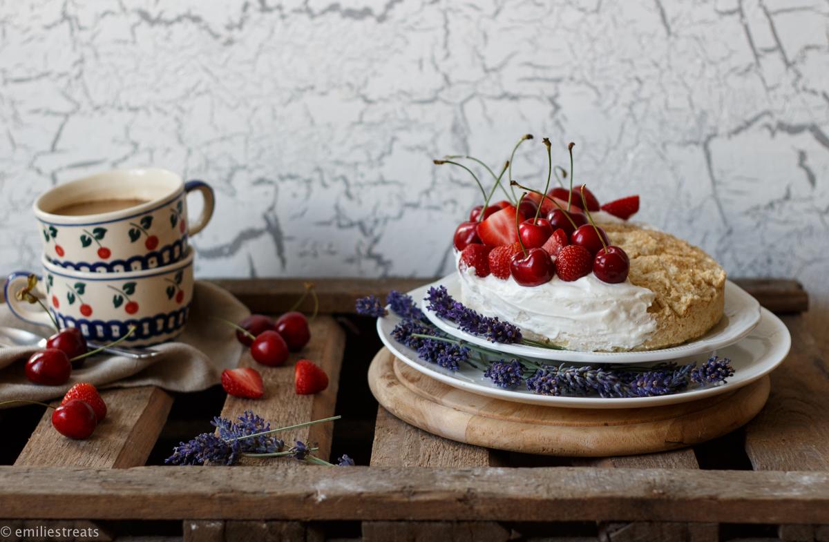 Schnelles Kokosküchlein - unkompliziert zusammengerührt und vegan
