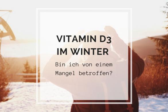 Ab wann sollten wir Vitamin D3-Tabletten supplementieren?