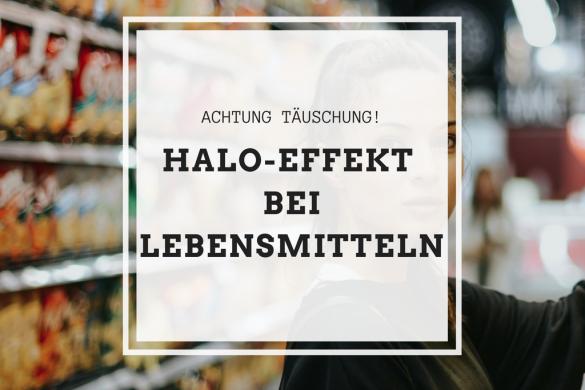 Health-Halo-Effekt